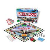 Juego de mesa Monopoly argentina Hasbro