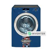 Lavarropas Drean Next Eco inverter 8.14 P DDA azul